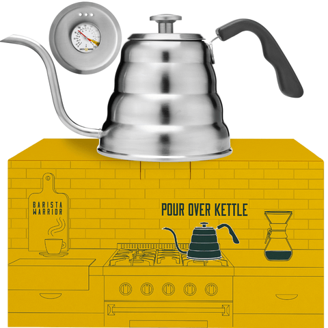 Pour Over Coffee Kettle - Large 1.2 Liter | 40 fl oz