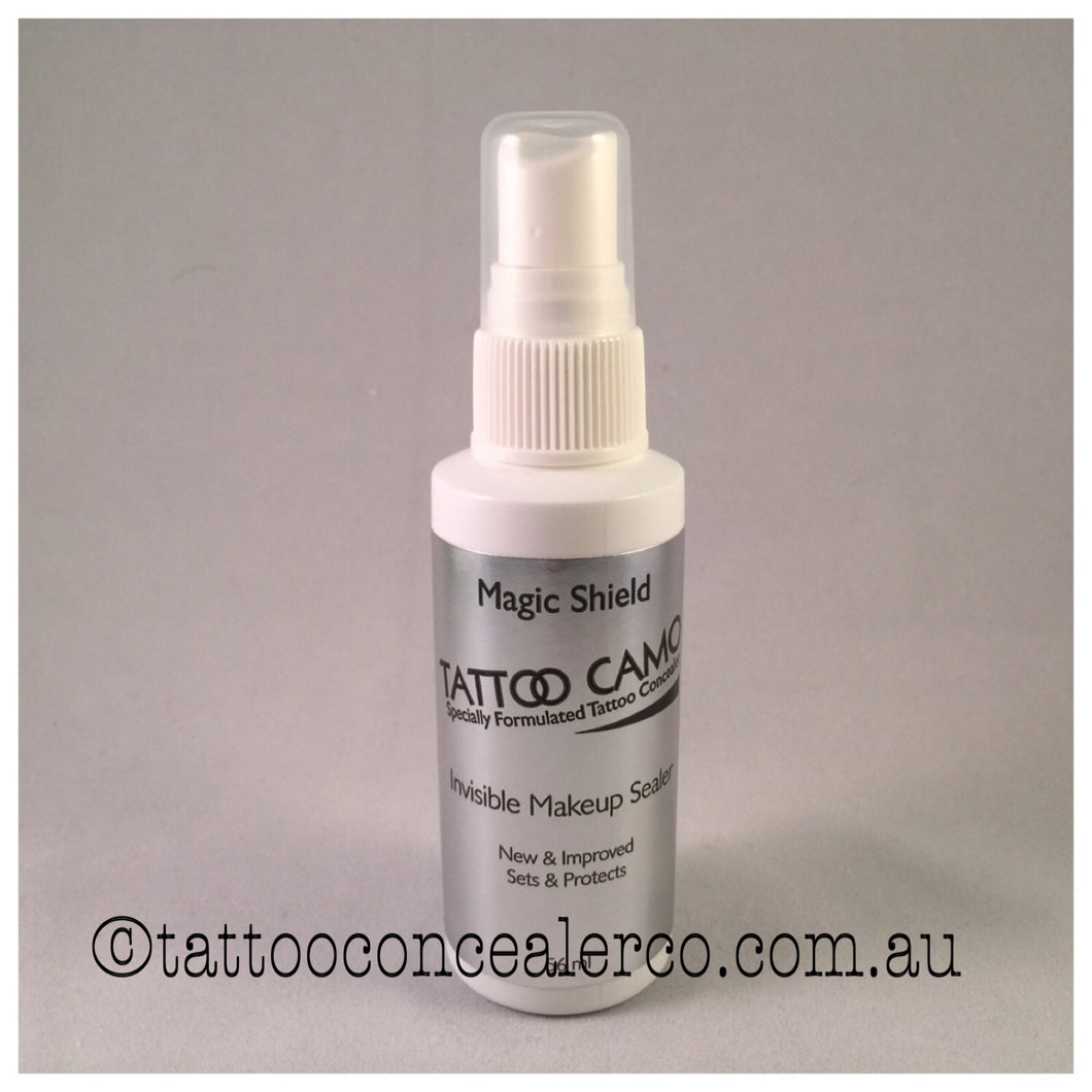 Magic Shield Setting Spray (waterproof seals)