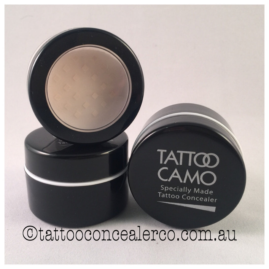 Tattoo Camo Concealer - Double Kit with 2 Shades