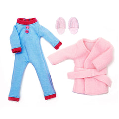 Sweet Dreams Pyjamas outfit for Lottie doll