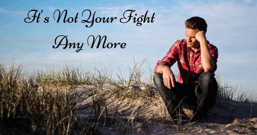 It's Not Your Fight - The David & Goliath Story