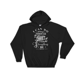 I Can Do All Things Through Christ Hoodie - Hosanna Store