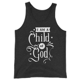 I'm A Child of God Tank Top - Hosanna Store