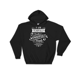 I Am Fearfully & wonderfully Made Hoodie - Hosanna Store