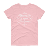 Happiness Is Being A Grandparent T-shirt - Hosanna Store