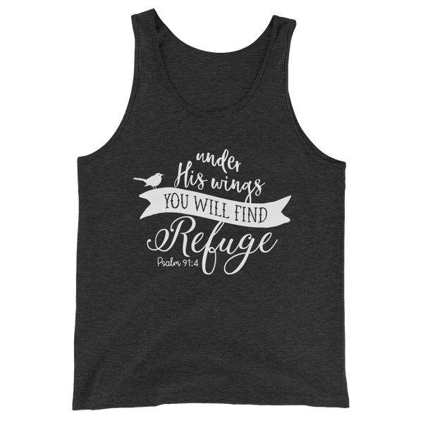 Under His Wings Tank Top - Hosanna Store