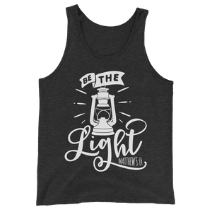Be The Light Tank Top - Hosanna Store
