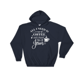 All I Need Is Coffee & Jesus Hoodie - Hosanna Store