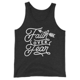 Faith Over Fear Tank Top - Hosanna Store