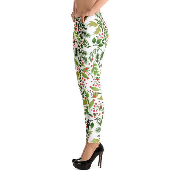 Holly Pattern Legging