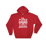 She Is More Precious Than Jewels Hoodie - Hosanna Store
