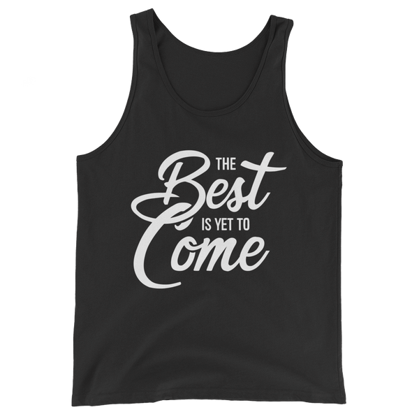 The Best Is Yet to Come Tank Top - Hosanna Store