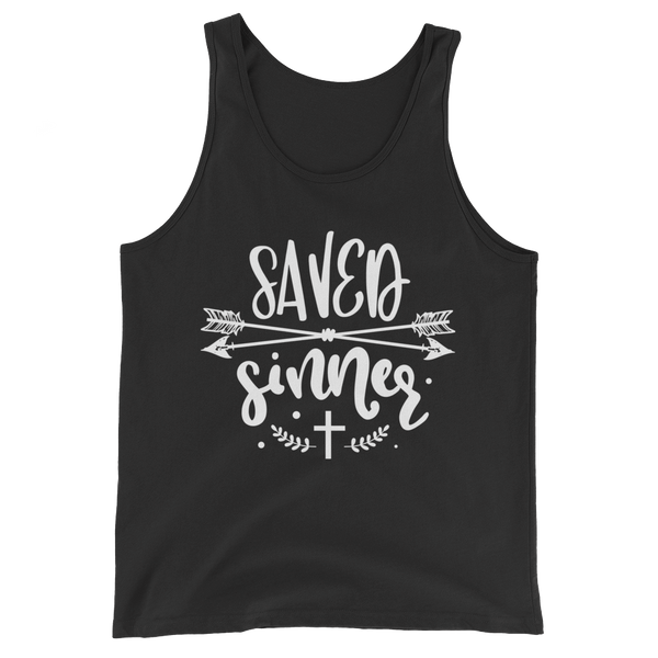 Saved Sinner Tank Top