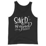 Saved By Grace Tank Top - Hosanna Store