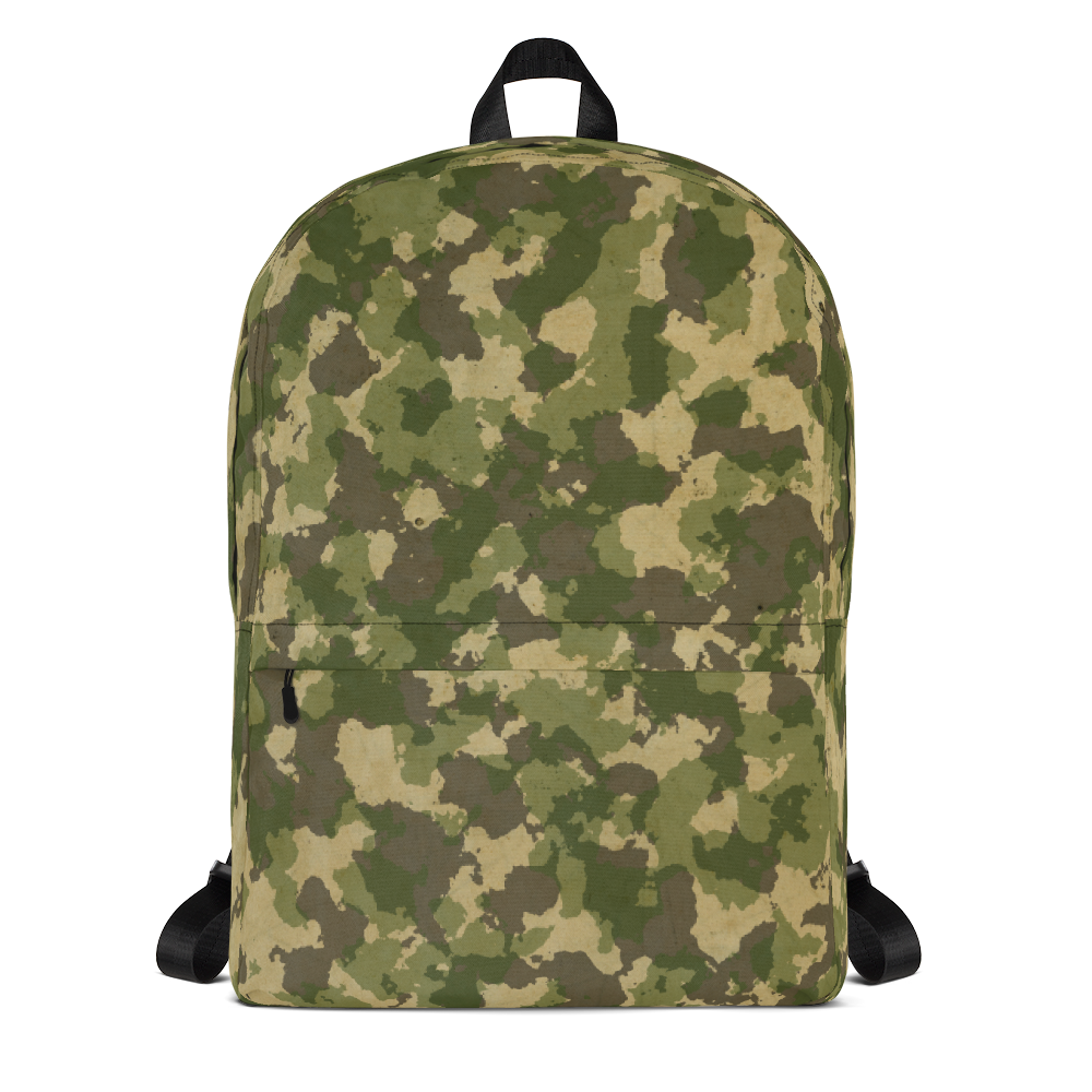 Camo Backpack - Hosanna Store
