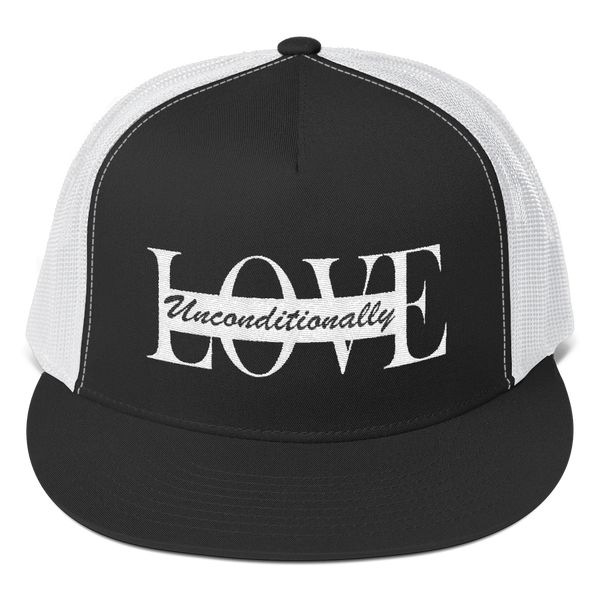Love Unconditionally Cap - Hosanna Store