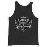 Happiness Is Being A Grandparent Tank Top - Hosanna Store