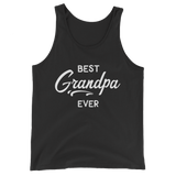 Best Grandpa Ever Tank Top - Hosanna Store