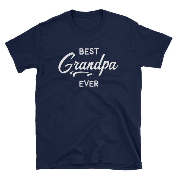 Best Grandpa Ever T-shirt - Hosanna Store