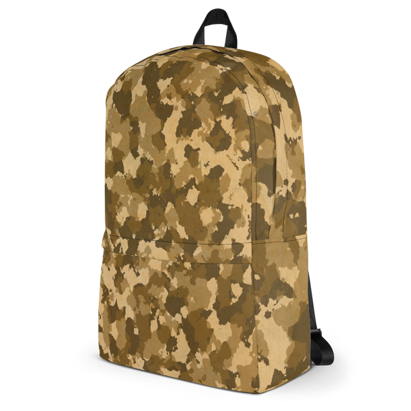 Military Camo Backpack - Hosanna Store