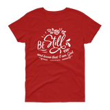 Be Still T-shirt - Hosanna Store