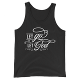 Let Go Let God Tank Top - Hosanna Store