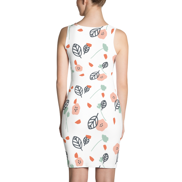 Cute Flowers Dress - Hosanna Store