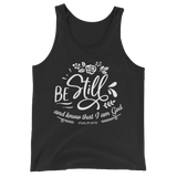Be Still Tank Top - Hosanna Store