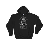 Saved By Jesus & Fueled By Coffee Hoodie - Hosanna Store