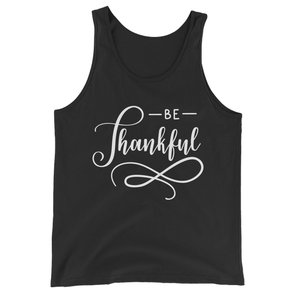 Be Thankful Tank Top - Hosanna Store