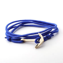 Load image into Gallery viewer, Anchor Bracelet - 7 Colors