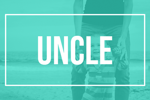 Uncle Banner for Family Shop