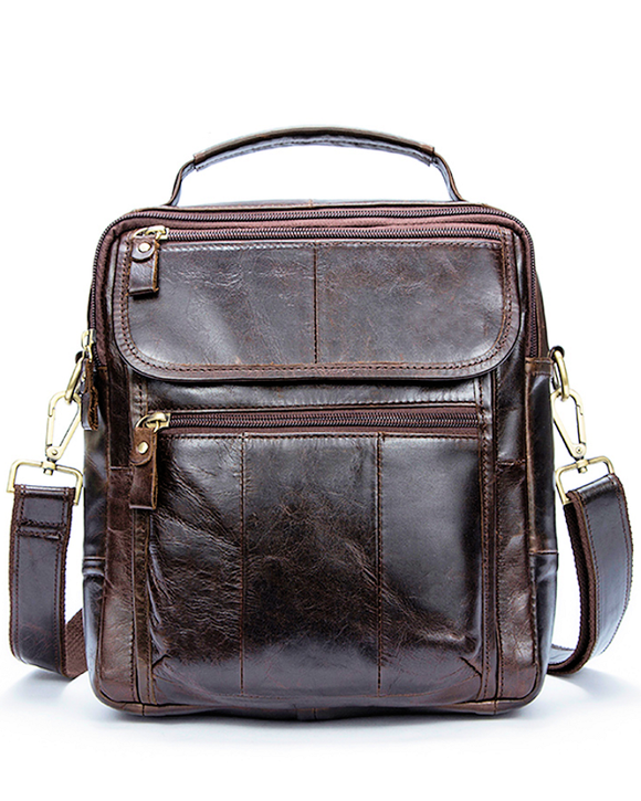 Sturdy Travel Messenger Bag