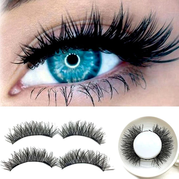 Wavy - Magnetic False Eyelashes