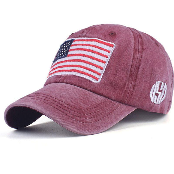 Snapback Baseball Cap for Women - USA