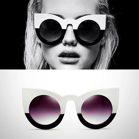 Thick Felix Cat Sunglasses