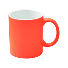 11oz Neon Mug-Orange Red-36pcs