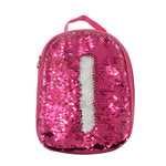 Sequin Kids Lunch Bag-Hot Pink-40pcs