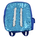 Sequin Kids Backpack-Blue-20pcs