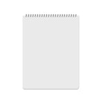 A4 Plastic Sketch Book - 30pcs