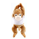 Light Brown Monkey - 50pcs