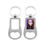 Bottle Opener Metal Keyring-100pcs