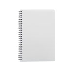 A5 Plastic Notebook - 50pcs