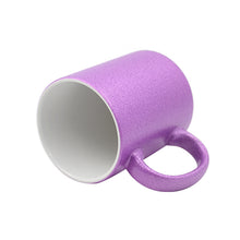 11oz Dino Ceramic Glitter Mug-Purple-36pcs
