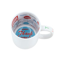 11oz Ceramic New Theme Mug-Thank you-36pcs