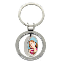 New  Round keyring - 40pcs