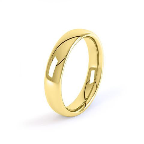 COURT PROFILE WEDDING BAND