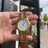 18ct Yellow Gold Gents Ebel Sportwave