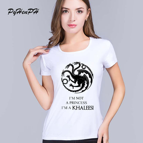 "Game of Thrones ""The Mother of Dragons"" Women's T-Shirt"