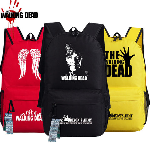 The Walking Dead Backpack